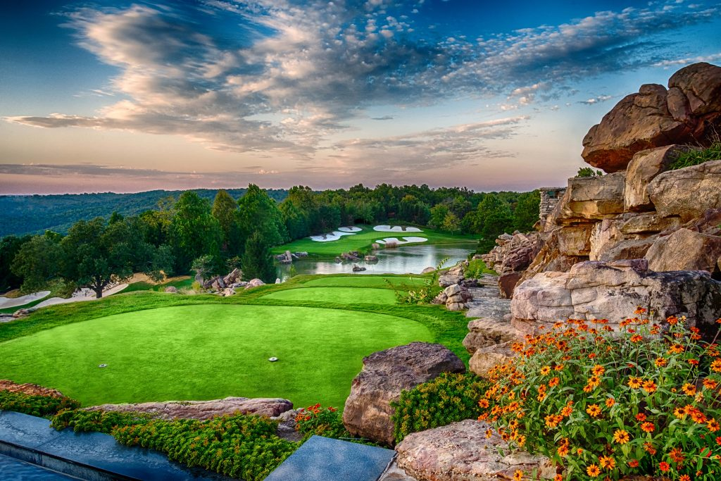 Matching The Grandeur Of Top Of The Rock, Buffalo Ridge Springs Course Is  An 18 Hole Course Ranked By GOLF Magazine As The #1 Best Public Golf Course  In ...