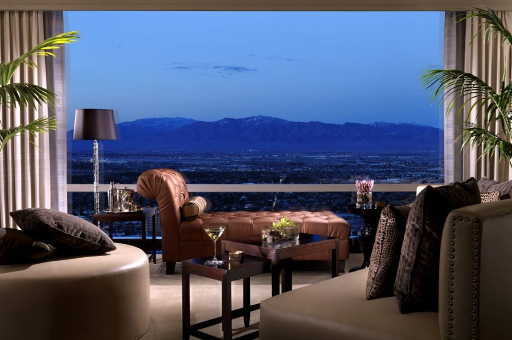 Trump International Las Vegas Three Bedroom Penthouse Suite