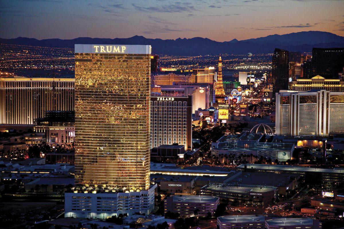 Trump International Las Vegas Three Bedroom Penthouse Suite