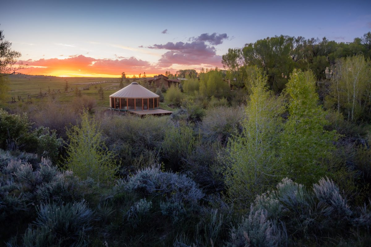 Magee Homestead at Brush Creek Luxury Ranch
