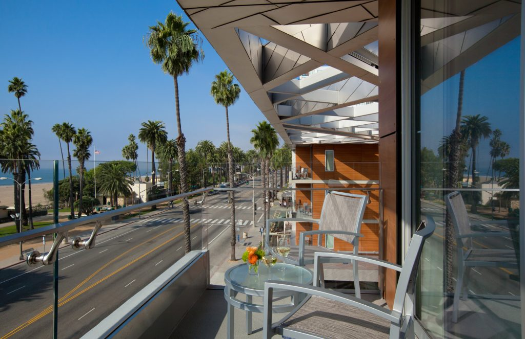 Shore Hotel An Eco Friendly Santa Monica Escape