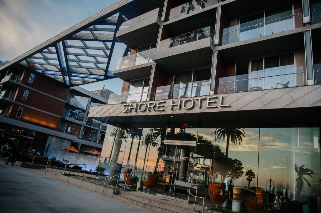 shore hotel an eco friendly santa monica escape. Black Bedroom Furniture Sets. Home Design Ideas