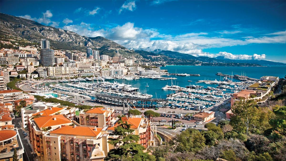 The Monaco Yacht Show 2017