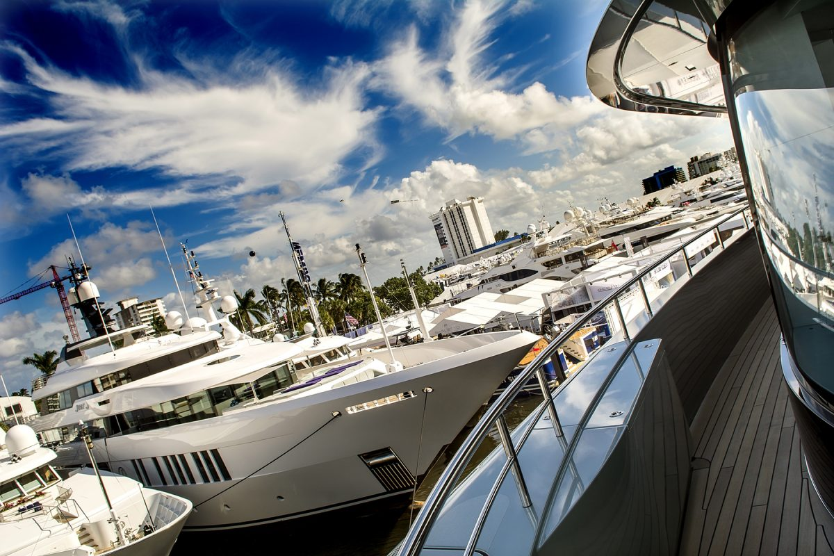 2017 Fort Lauderdale International Boat Show