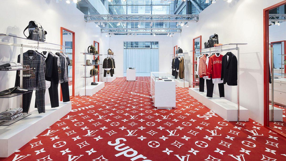 Louis Vuitton X Supreme Fashion S Biggest Phenomenon