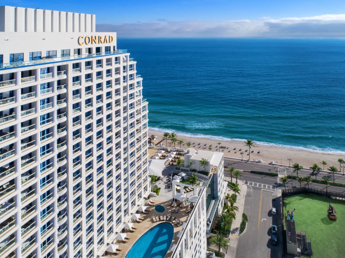 Ft Lauderdale Luxury Beach Resorts
