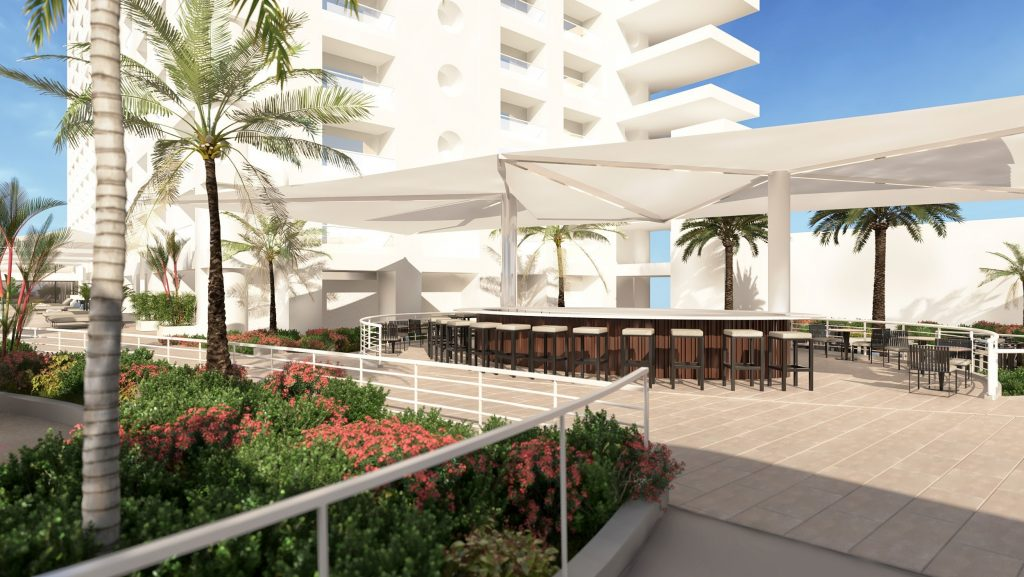 Conrad Fort Lauderdale Beach Introduces Inspired Luxury In Florida - Before and after from a mediterranean house fort lauderdale