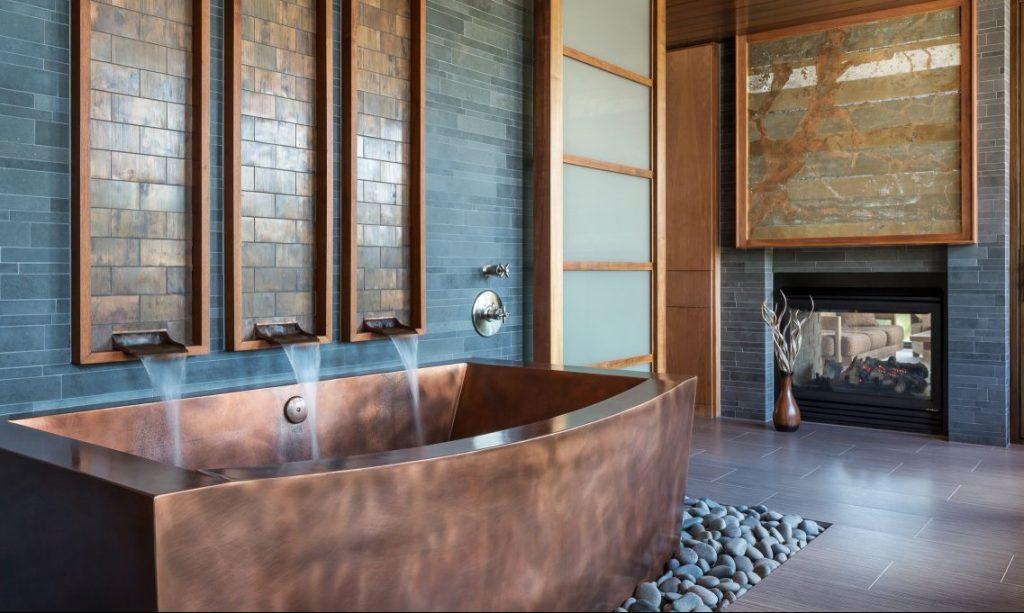 Diamond Spas: Custom Stainless Steel & Copper Pools, Spas & Luxury Bath