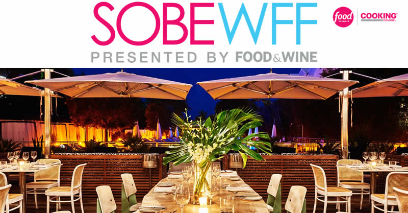 2018 South Beach Wine & Food Festival