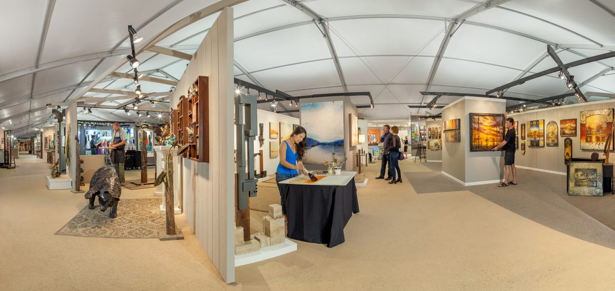 The Celebration of Fine Art 2018: Where Art Lovers and