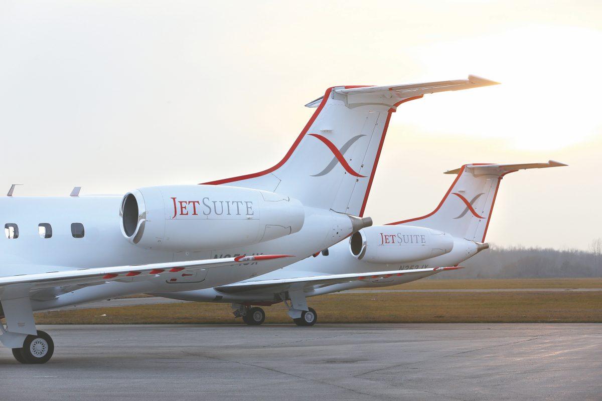 JetSuiteX Joins ACI Jet