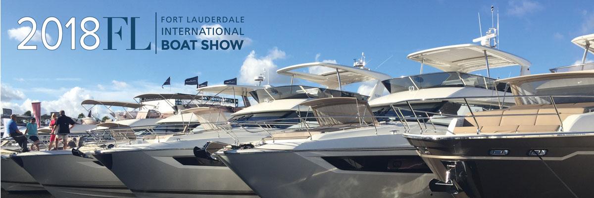 2018 Fort Lauderdale International Boat Show