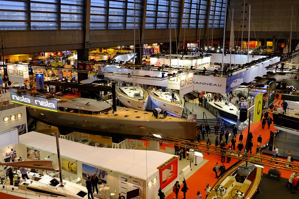 2018 Nautic Paris Boat Show