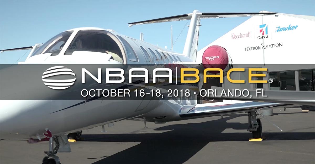 2018 National Business Aviation Association