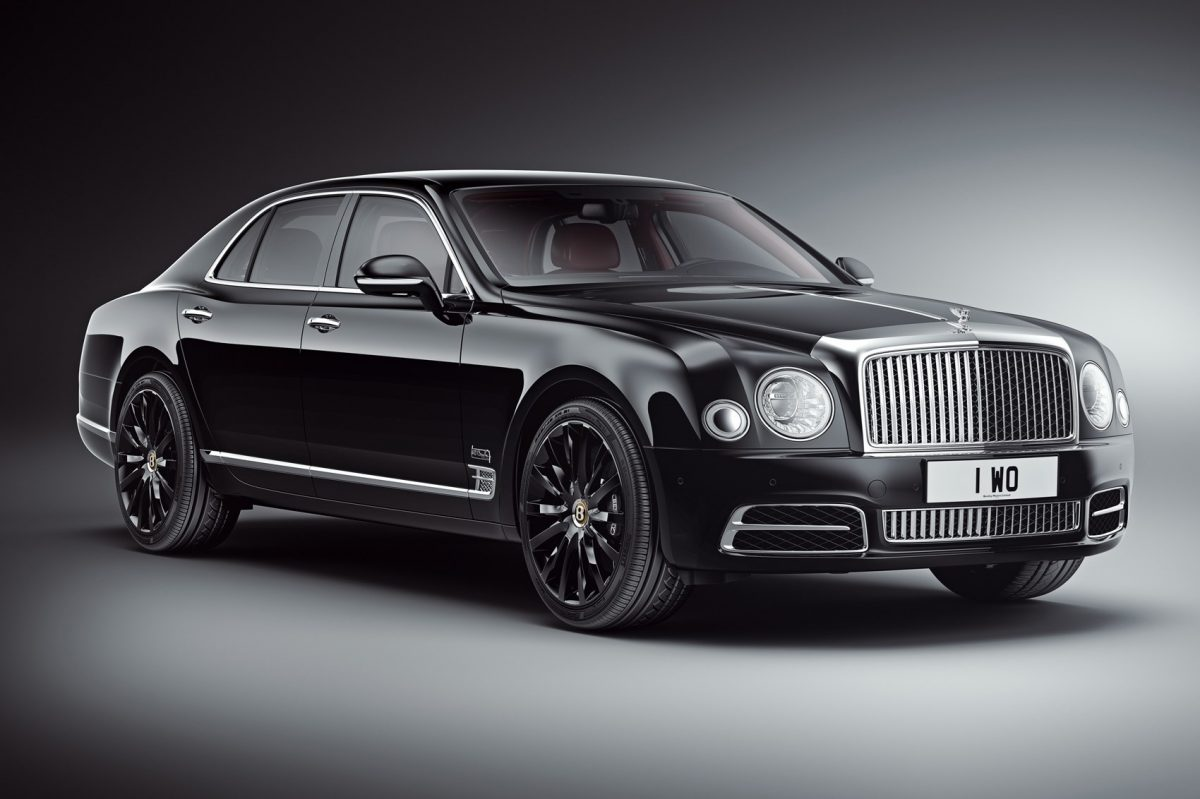 The Mulsanne, W.O. Edition by Mulliner