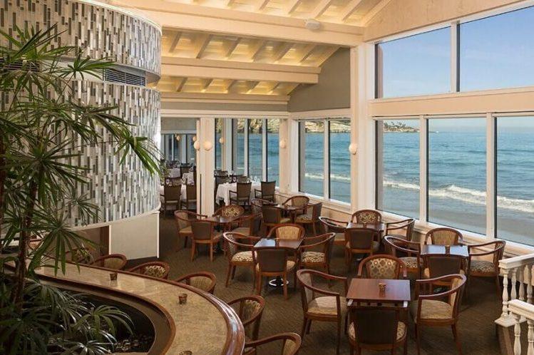 The Marine Room Lounge