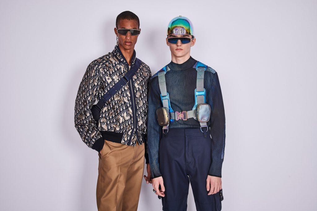 pretty nice bb79d 6ff04 Futuristic Fashion: Dior Launches Kim Jones' New Line of ...