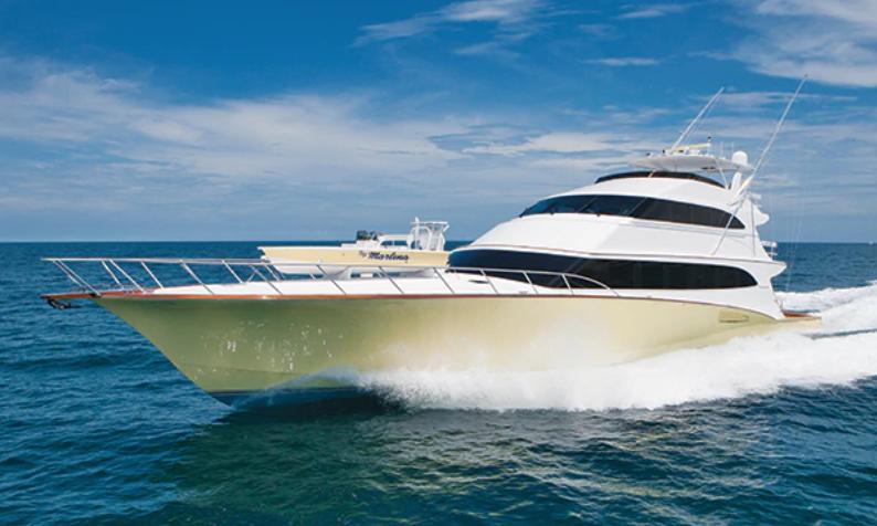 Next Level Stuff: Top 5 Luxury Sport-Fishing Yachts