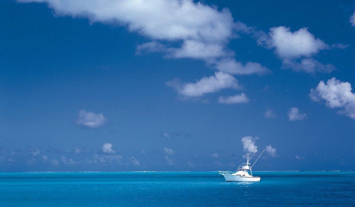 luxury sport-fishing yacht