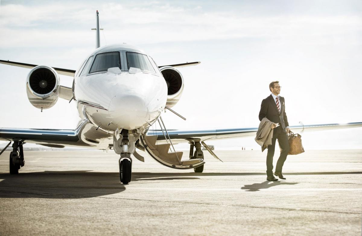 fly private