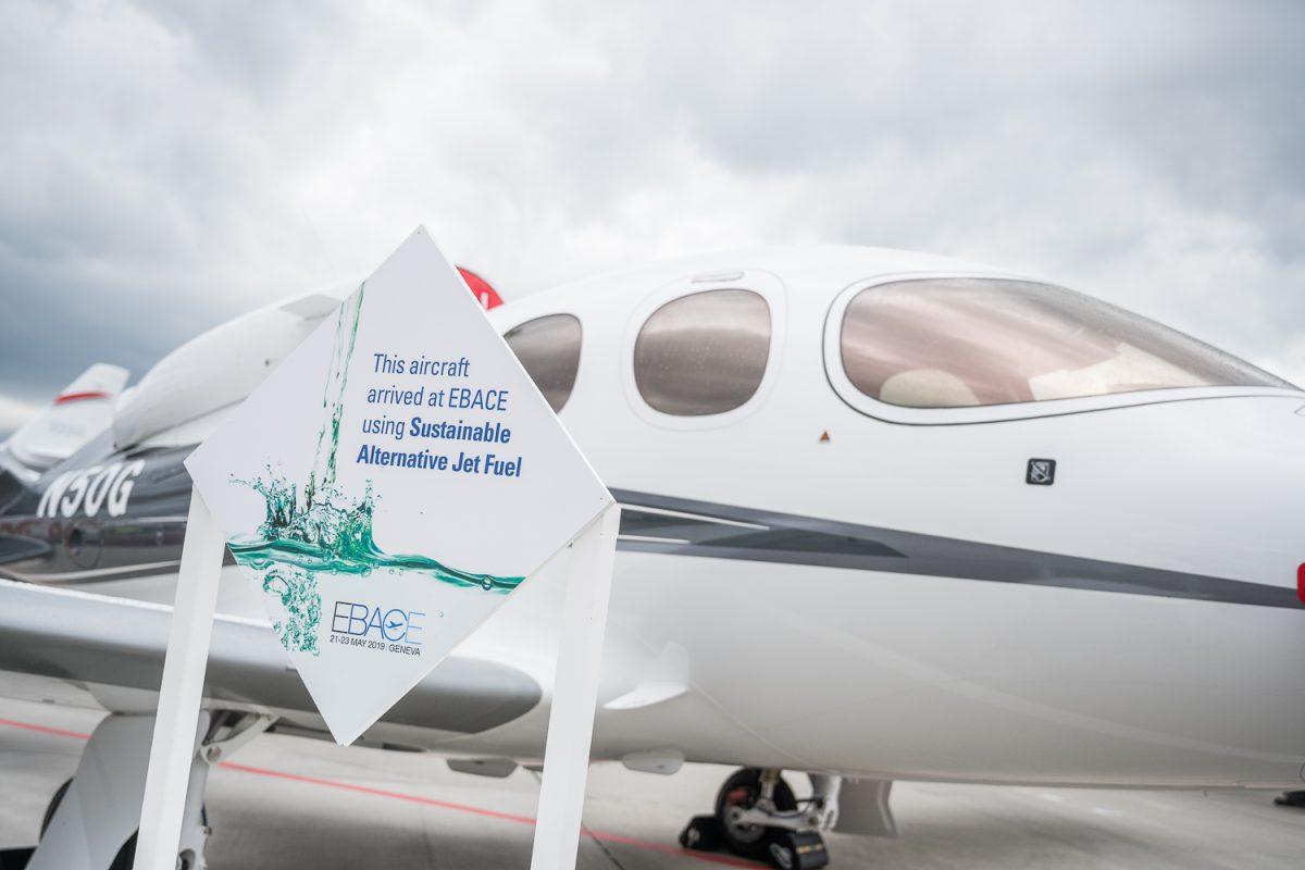 sustainable alternative jet fuel