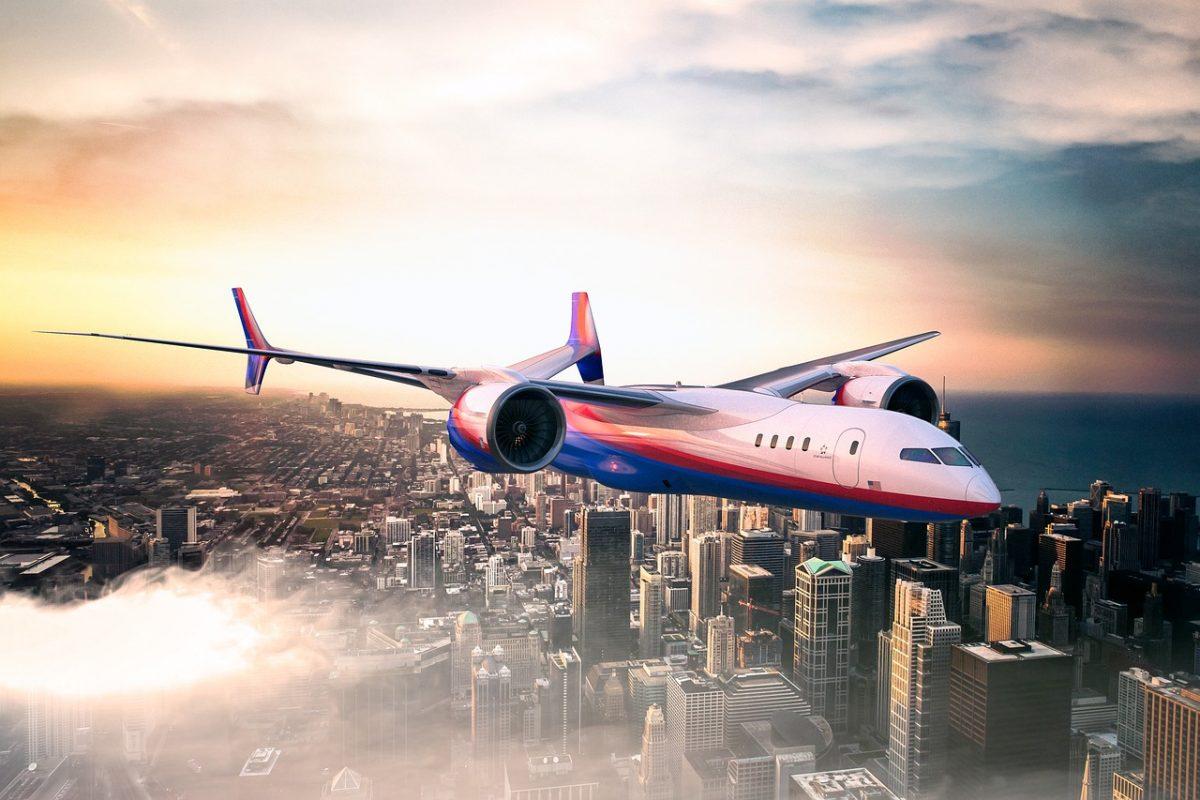 air travel technology
