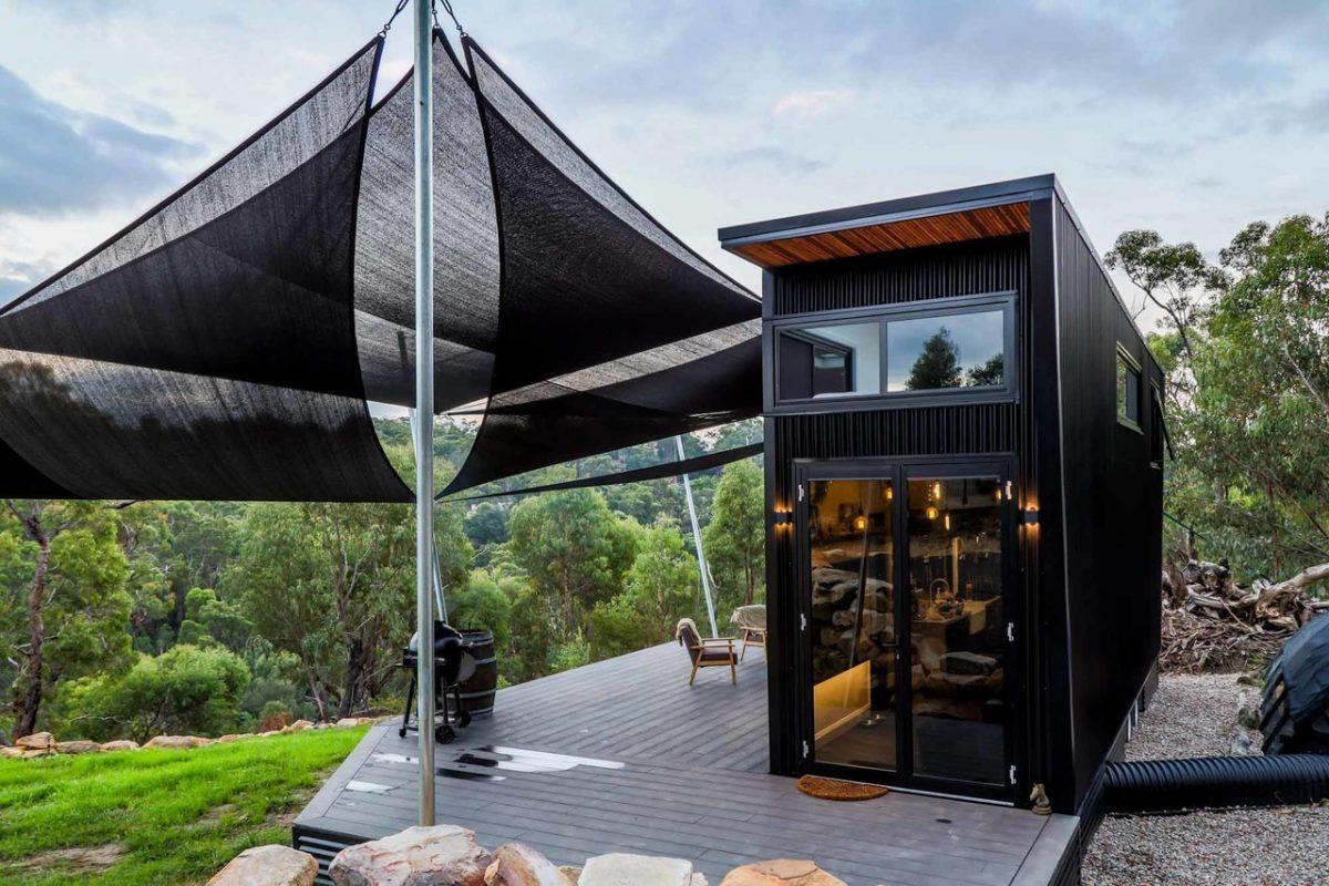 Posh Cribs The Luxury Tiny Home Movement