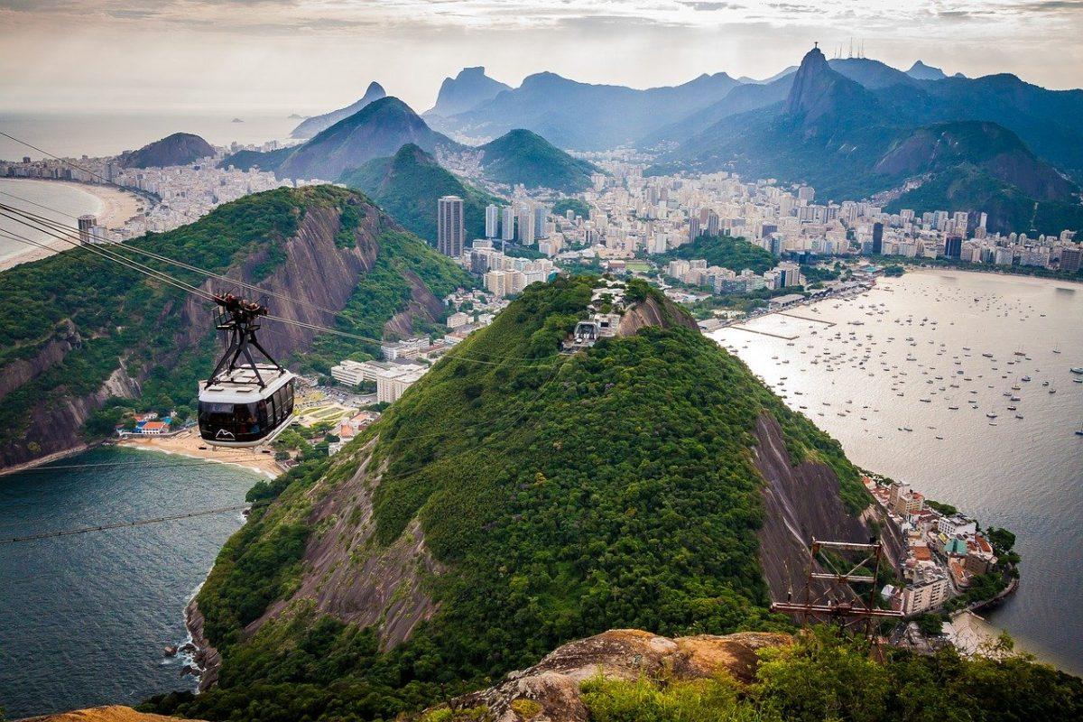 Destination South America
