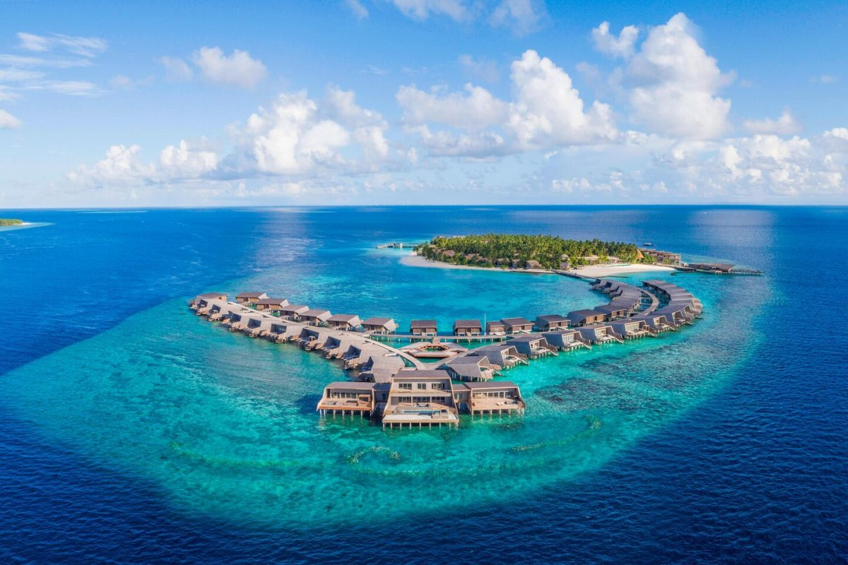 Life on the Water: 5 of the Most Luxe Overwater Bungalow Hotels
