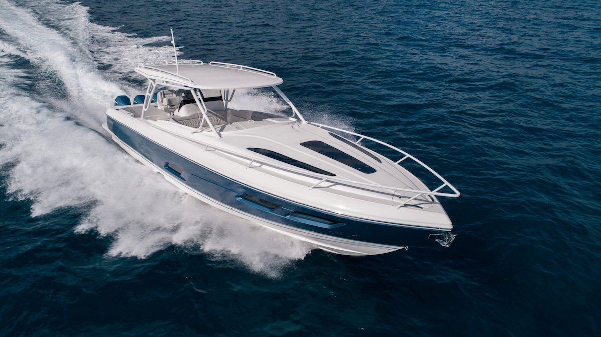 Experience Pure Perfection with the Intrepid Powerboats' 409 Valor