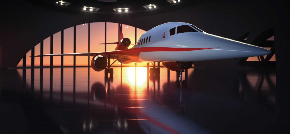 Aerion Supersonic AS2