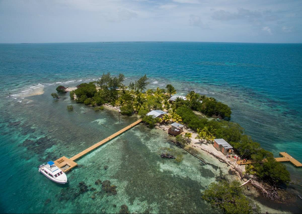 Future Travel Plans: Private Island Experience at Coral Caye, Belize