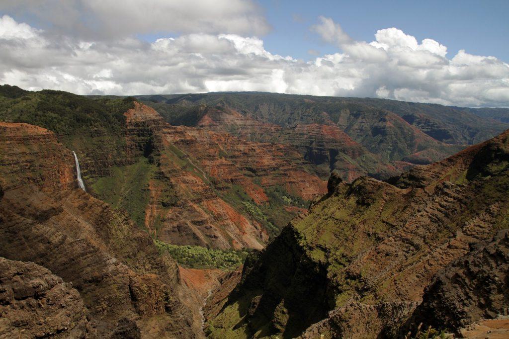 5 Best Canyons for Hiking - Waimea Canyon, Kaua'i, Hawaii