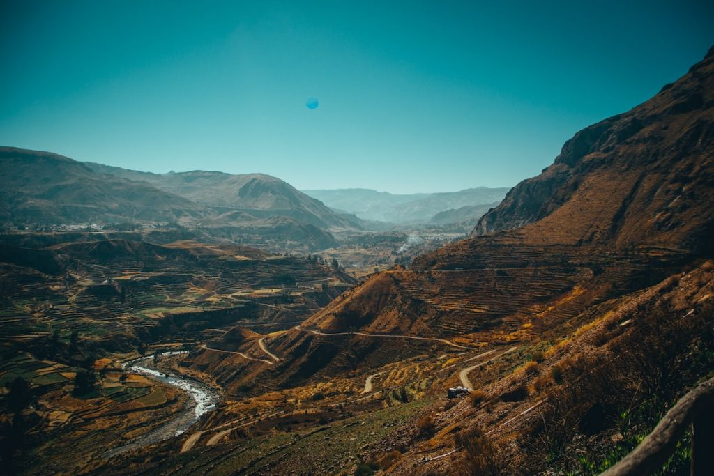 5 Best Canyons for Hiking - Colca Canyon, Peru