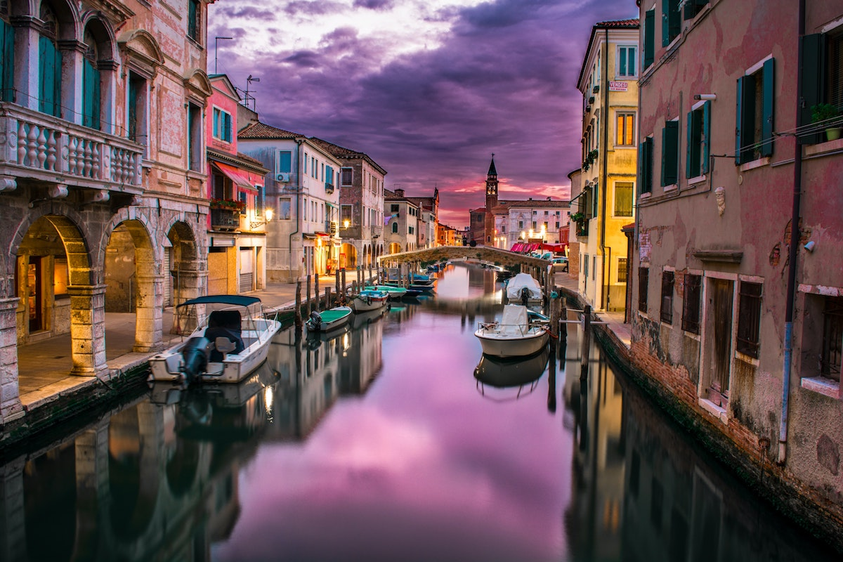 Silver Lining: COVID-19 is Curbing Overtourism in Cities Like Venice