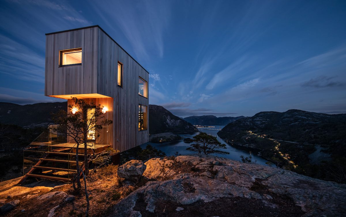 Scandinavian Vacation: 3 Spectacular Cabins in Fjord Norway