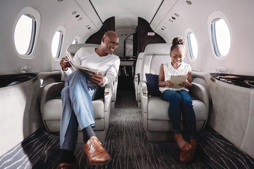 Cessna Citation Latitude Cabin