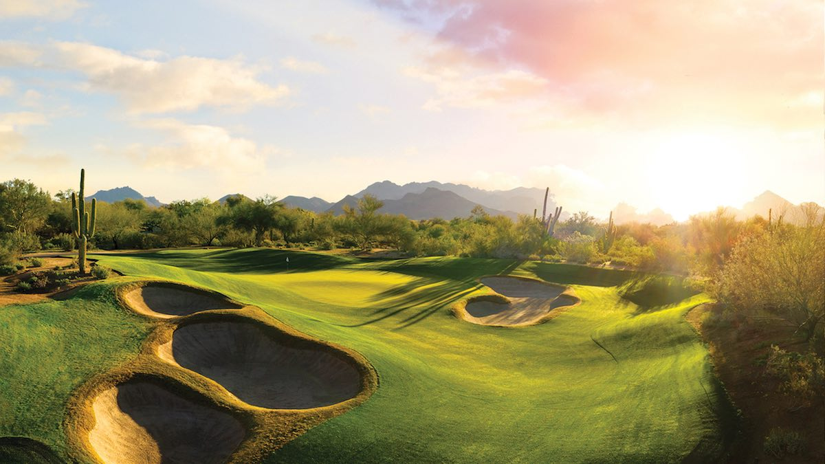Golfstruck in the Desert: Chase Winter Blues Away in Sonoran Splendor