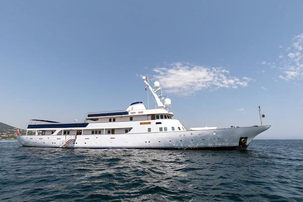 Camper & Nicholsons - Superyacht Paloma