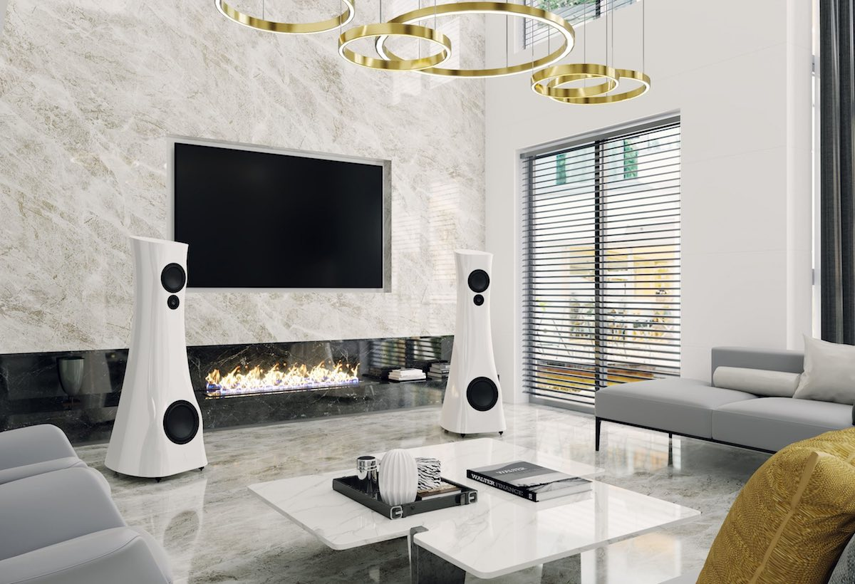 Turn it Up: Two Hot New Speakers by Estelon and Backes & Müller