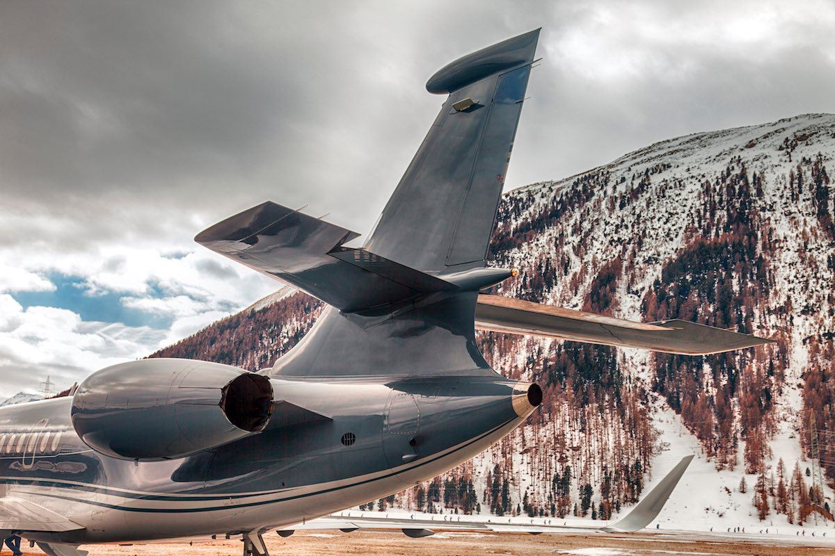 Wild Blue Yonder: Luxury Aviation Reaches New Heights in 2021
