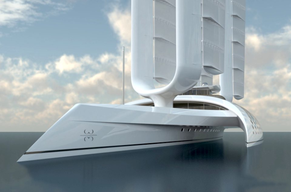Naval Architecture: Are These Extreme Yacht Concepts Set to Sail Soon?