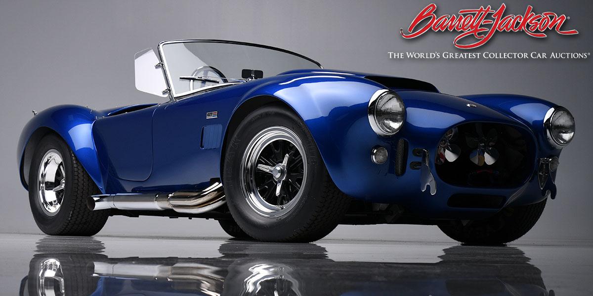 2021 Barrett-Jackson Scottsdale Auction