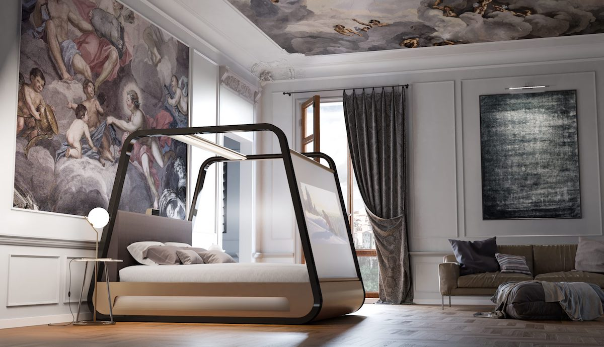 Dream Well: Doze Off in the Most Extravagant Sleep Spaces