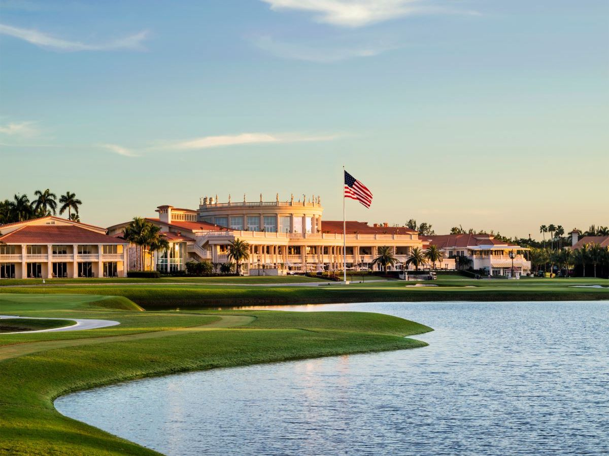 Inside SoFlo's legendary golf-resort Trump® National Doral Miami