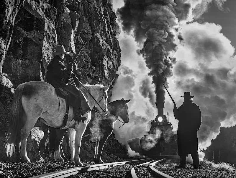The Iron Horse: Durango, Colorado, USA - 2021