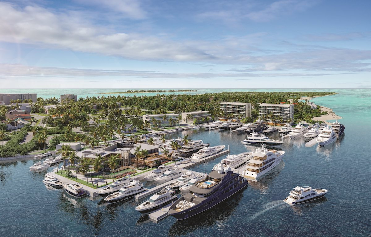 Superyachts Find Their New Home in the Heart of The Bahamas