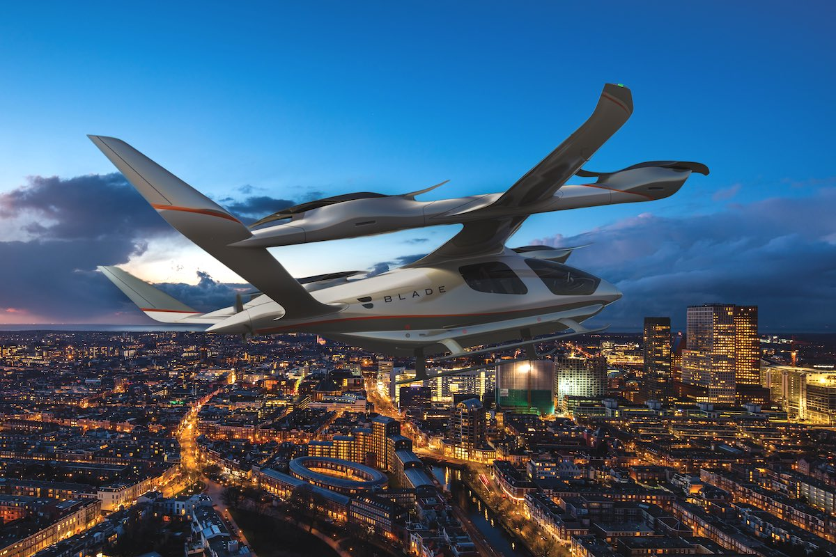 Electric Skies: Plugged In To The eVTOL Future of Flight