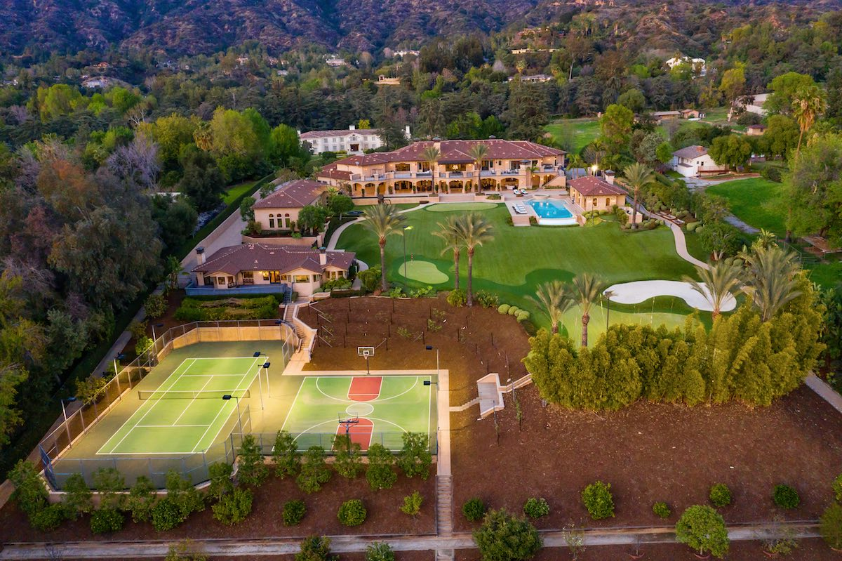 Fast Food Estate: In-N-Out Burger Heiress Puts $16.8M Home Up For Sale