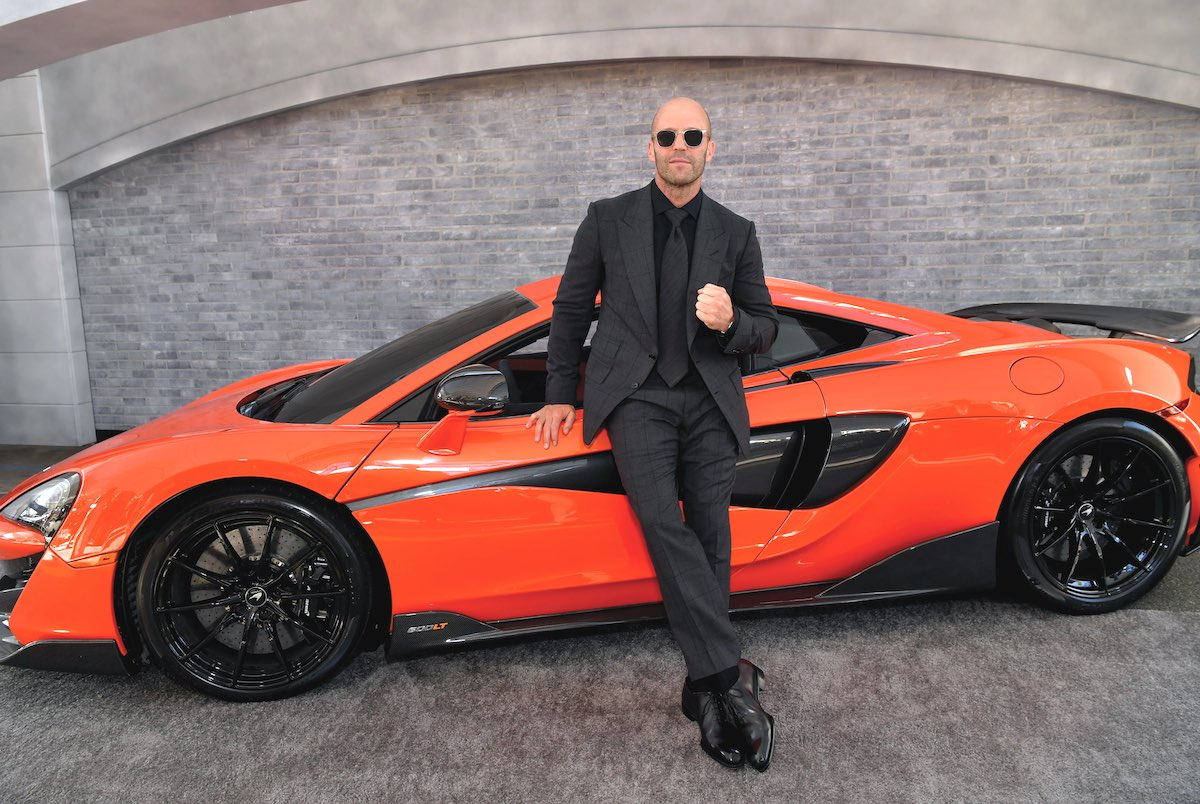 Jason Statham: Hollywood's Bankable Secret Weapon
